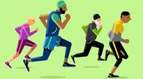 فواید دویدن ملایم در روز