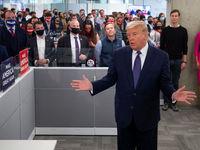 گاردین: ترامپ رکورد خطرناکترین دروغهای خودش را شکست