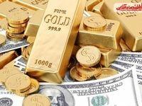 رکورد زنی قیمت طلا و ارز در بازار