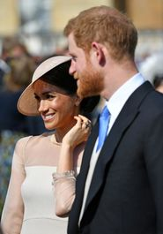 اولین حضور رسمی عتروس جدید خاندان سلطنتی انگلـیس