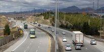 اعمال محدودیتهای ترافیکی در محورهای مواصلاتی البرز
