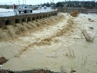 بارندگی بیسابقه در ایرانشهر به ۱۰۰۰خانه آسیب زد