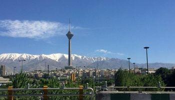 هوای تهران همچنان در مدار رکورد
