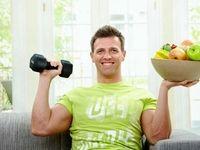 مهمترین اصول تغذیه برای مردان