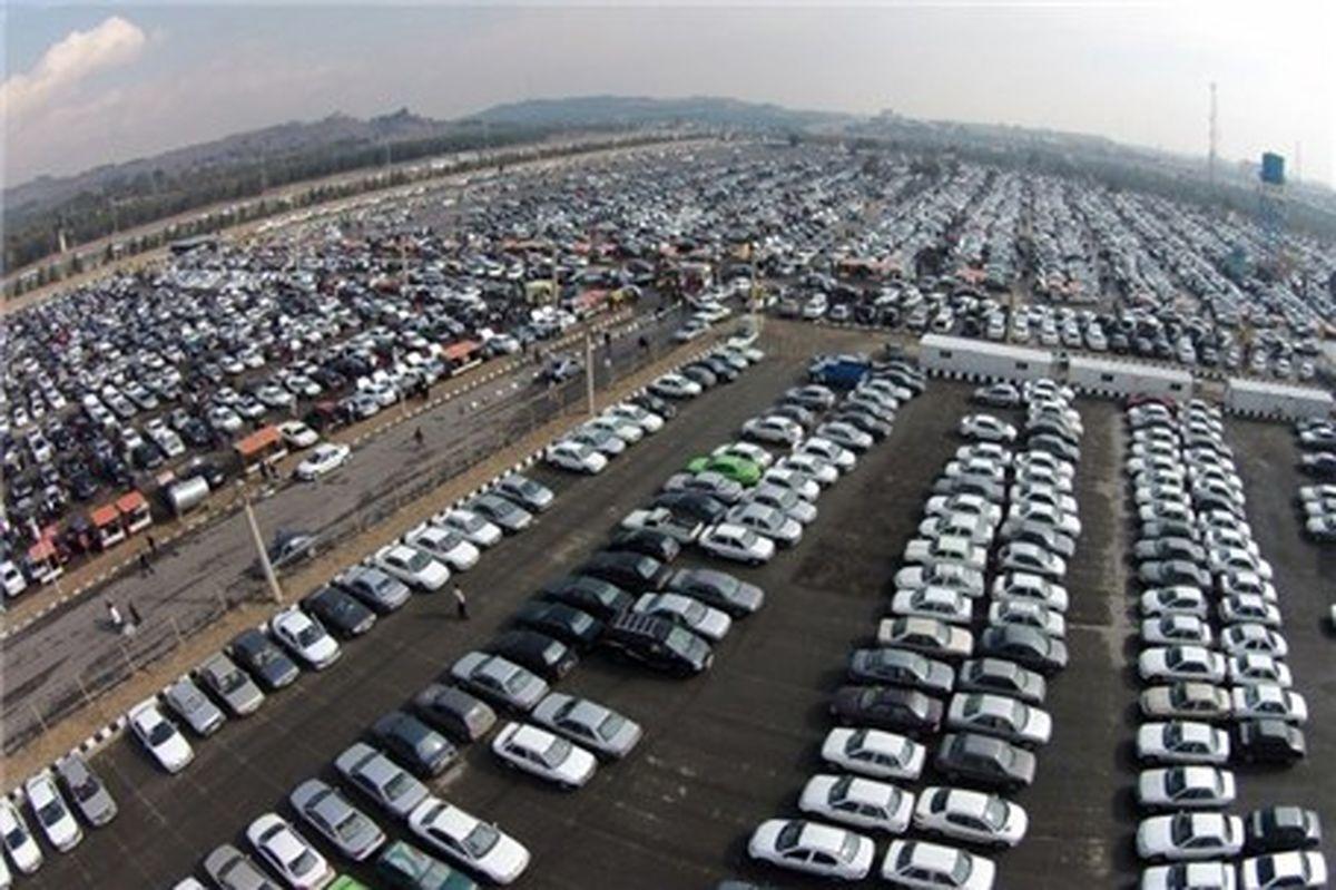 تخت گاز خودرو در جاده افزایش قیمت