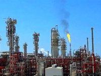 تولیدات پالایشگاه فاز ۱۳ پارس جنوبی وارد شبکه گاز کشور شد