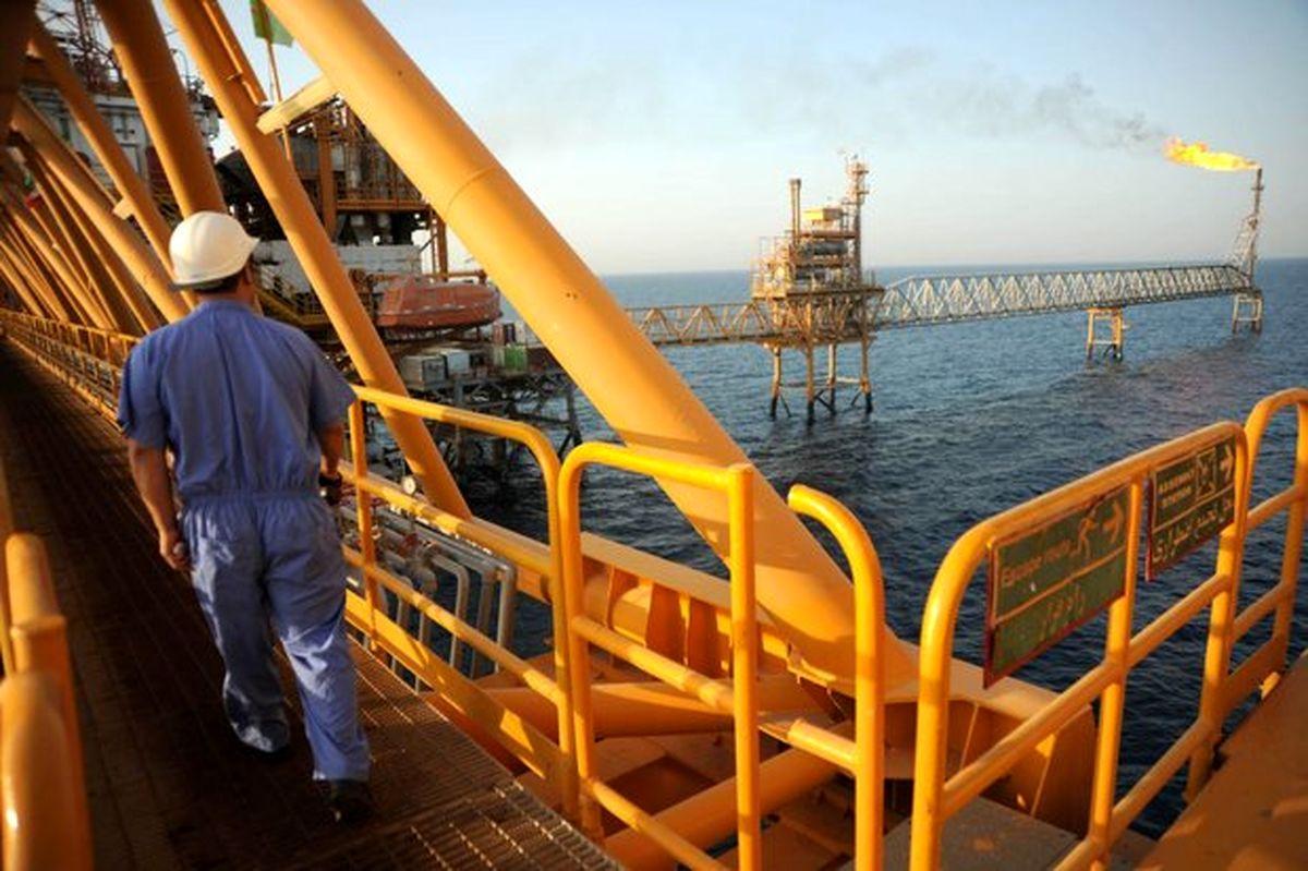 افزایش ذخایر نفت ایران به ۷۴۰میلیون بشکه در خلیج فارس
