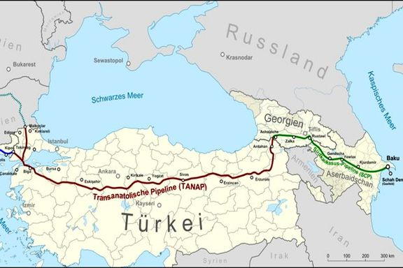 کریدور گازی جنوب اروپا از تحریمهای ایران معاف شد