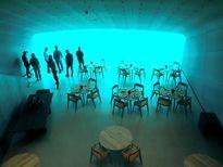 اولین رستوران زیرآبی اروپا +تصاویر