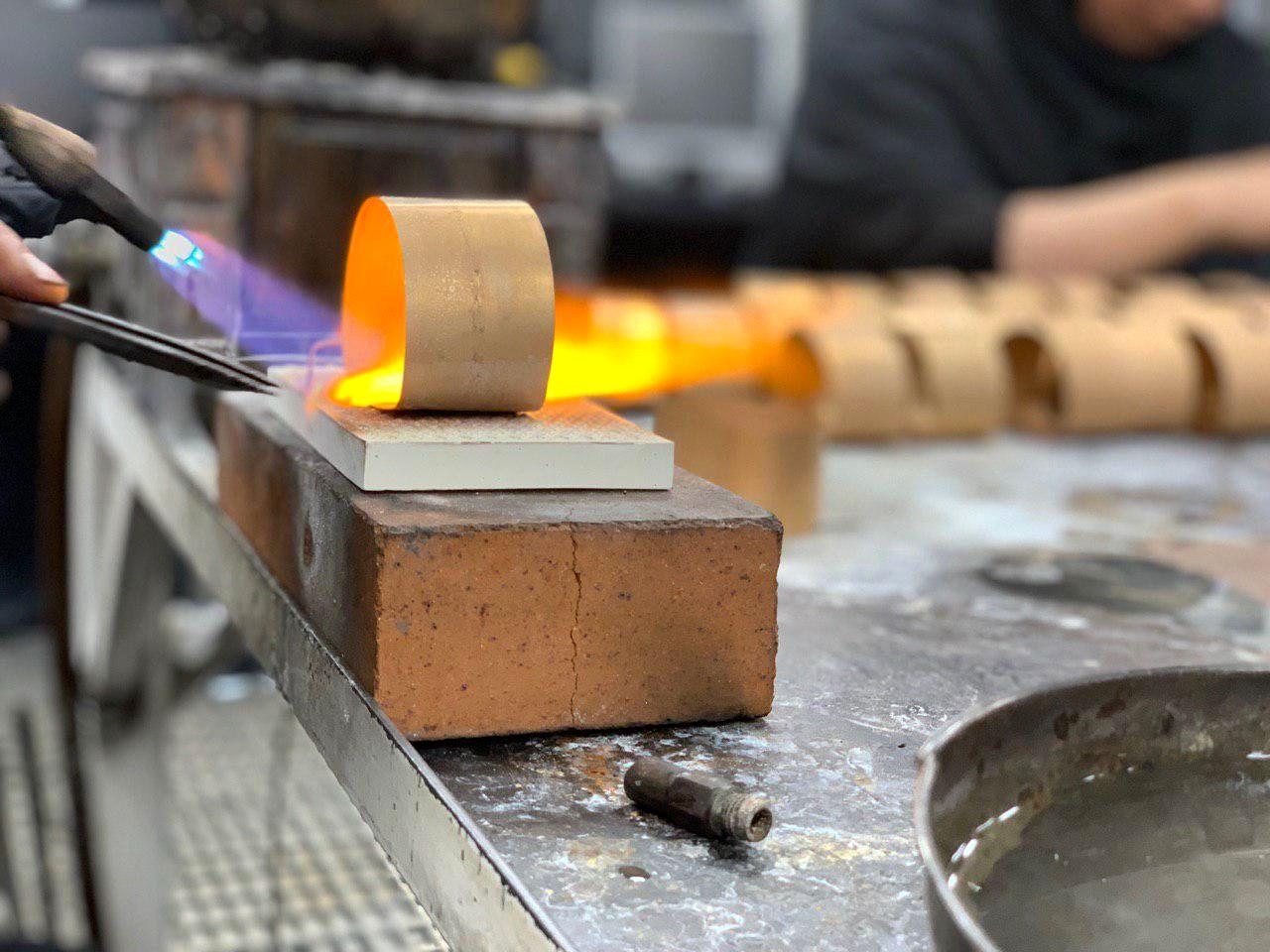 کارگاه ساخت طلا