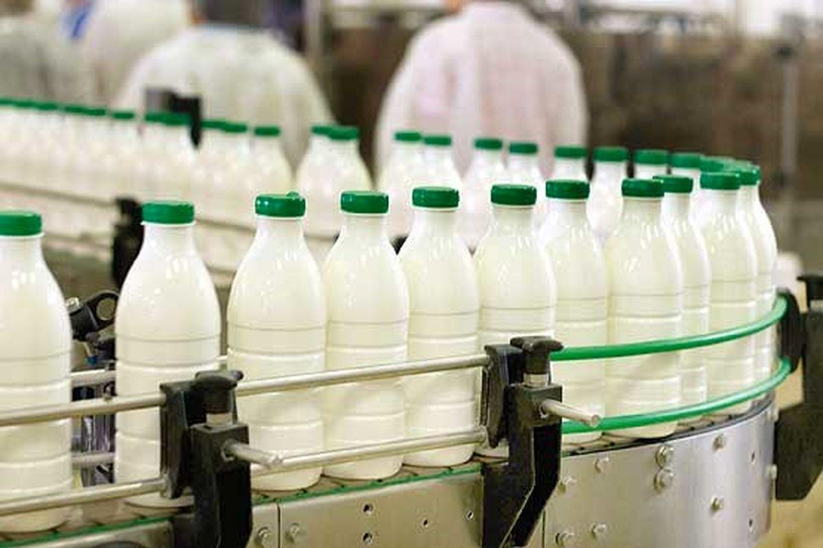 هیچ نوع روغنی به شیرهای بستهبندی اضافه نمیشود