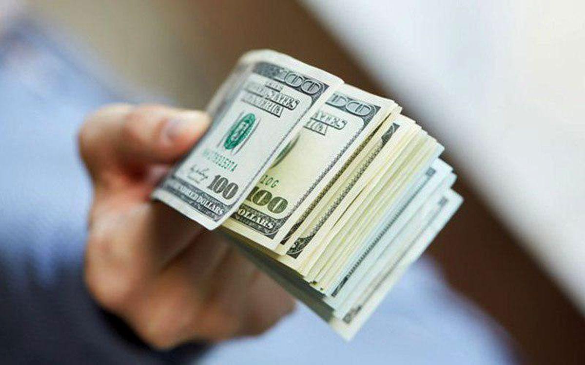 قیمت ارز در صرافی ملی امروز
