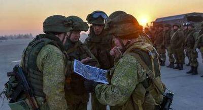 مسکو ایجاد پایگاه نظامی در سوریه را تکذیب کرد