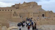 بازگشایی بخش حاکم نشین ارگ بم +عکس