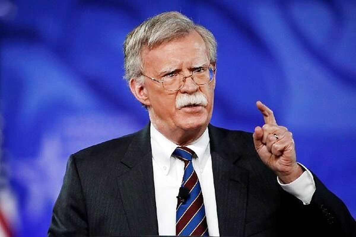 بولتون: سیاست بایدن در قبال افغانستان شرم آور است