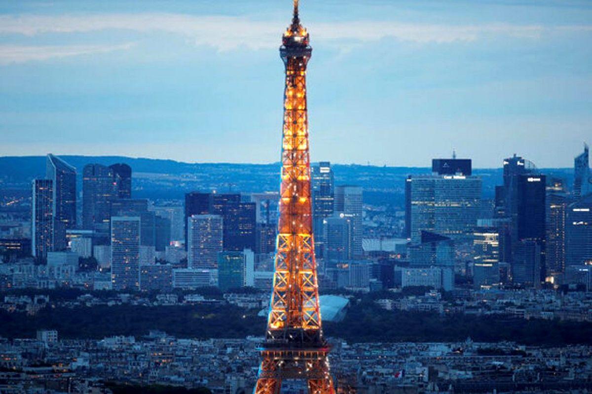 تورم فرانسه بالا رفت