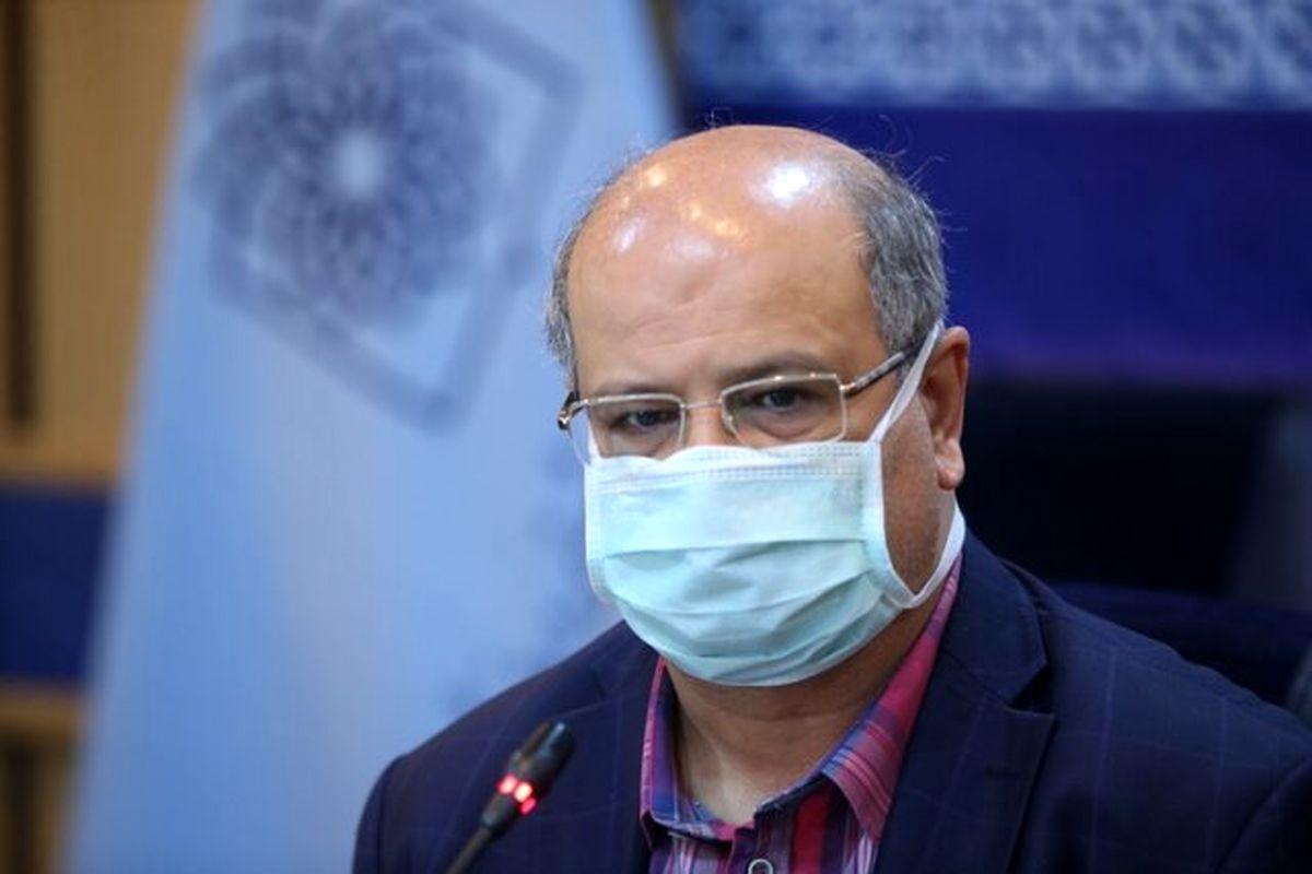 تمامی شهرهای استان تهران در وضعیت قرمز قرار گرفت
