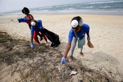 افزایش زبالههای پلاستیکی در اقیانوسها