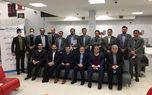بازدید مدیرعامل بانک دی از شعبه اصفهان