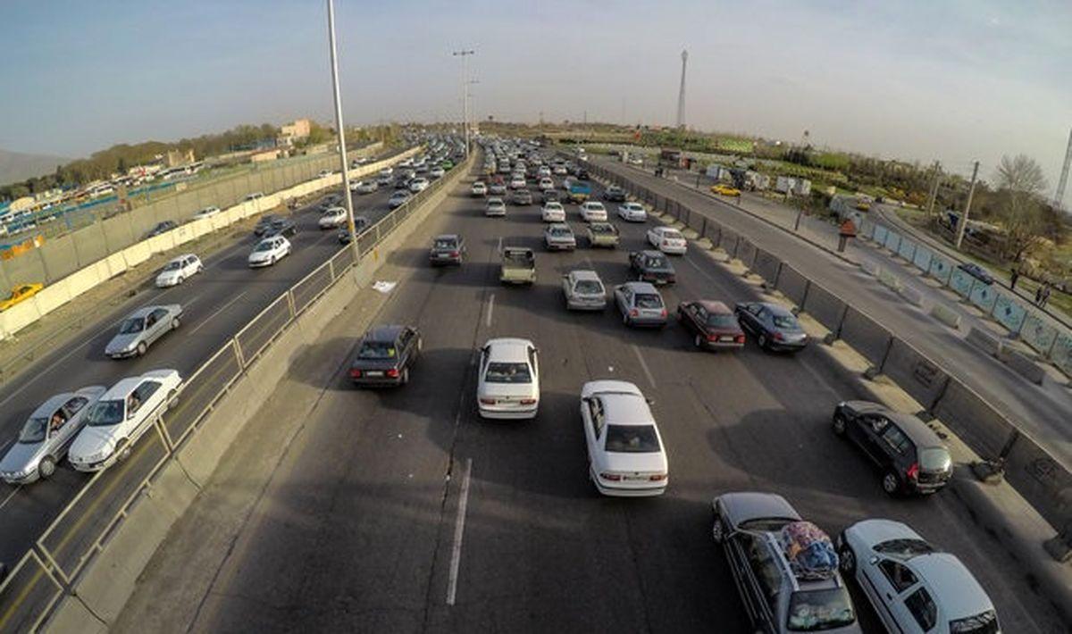 افتتاح بزرگراه نجفی رستگار پس از ۱۱سال انتظار