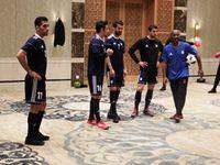 برگزاری تمرین ریکاوری تیم ملی فوتبال