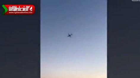 ربوده شدن هواپیمایی در آمریکا! +فیلم