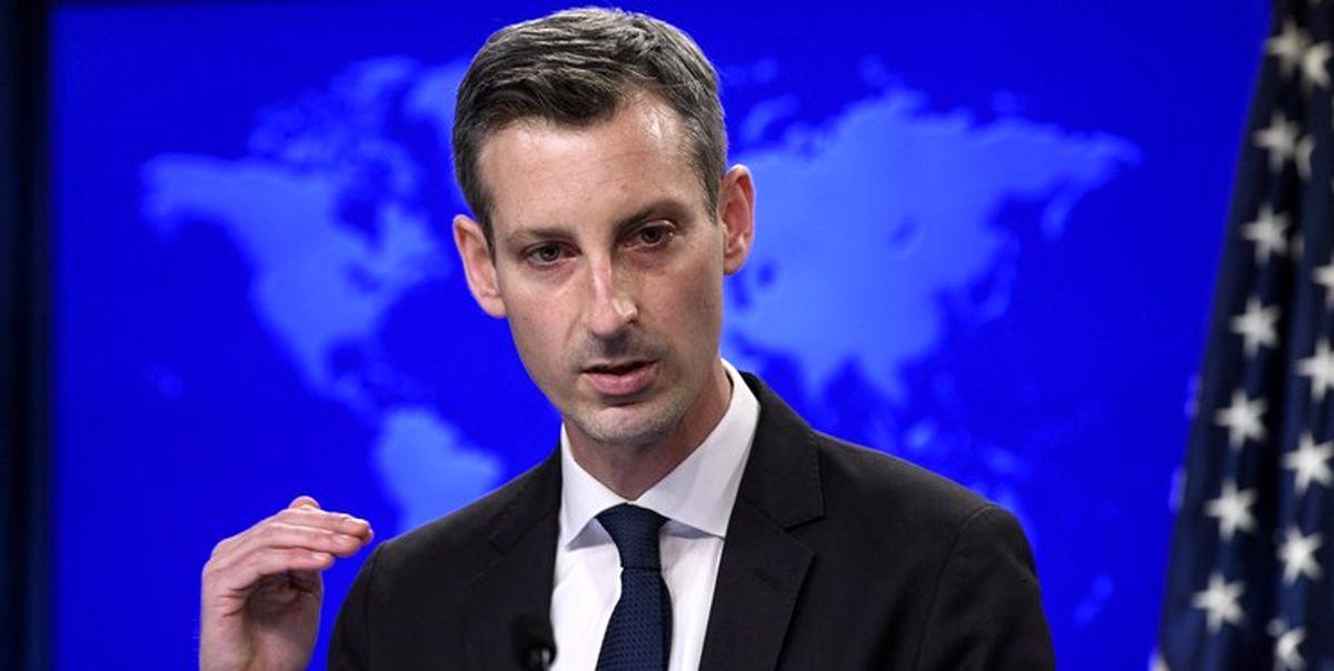 واشنگتن: به مجازات ایران ادامه میدهیم