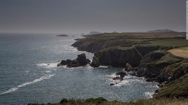 Pembrokeshire Coast Path National Trail_ Wales