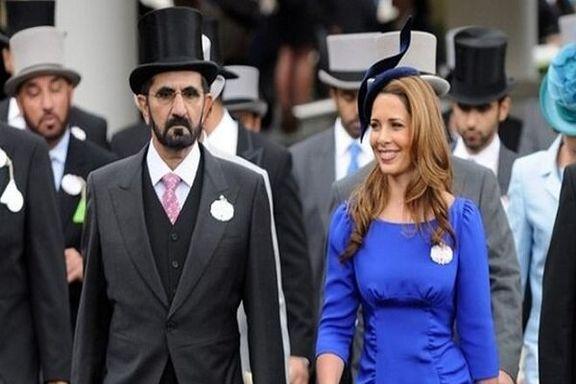 رد محمد بن سلمان در فرار همسر حاکم دبی