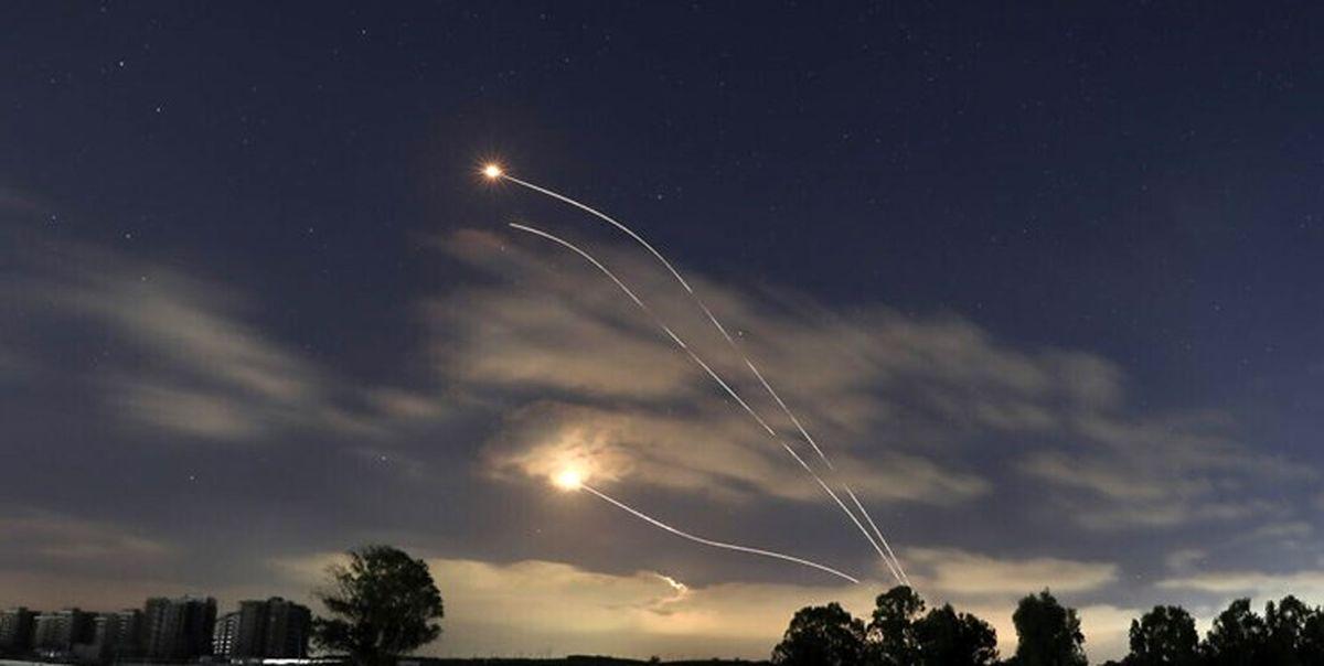 حمله موشکی به پایگاه نظامی «تل نوف» صهیونیست ها