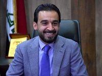 حلبوسی رئیس جدید پارلمان شد +بیوگرافی