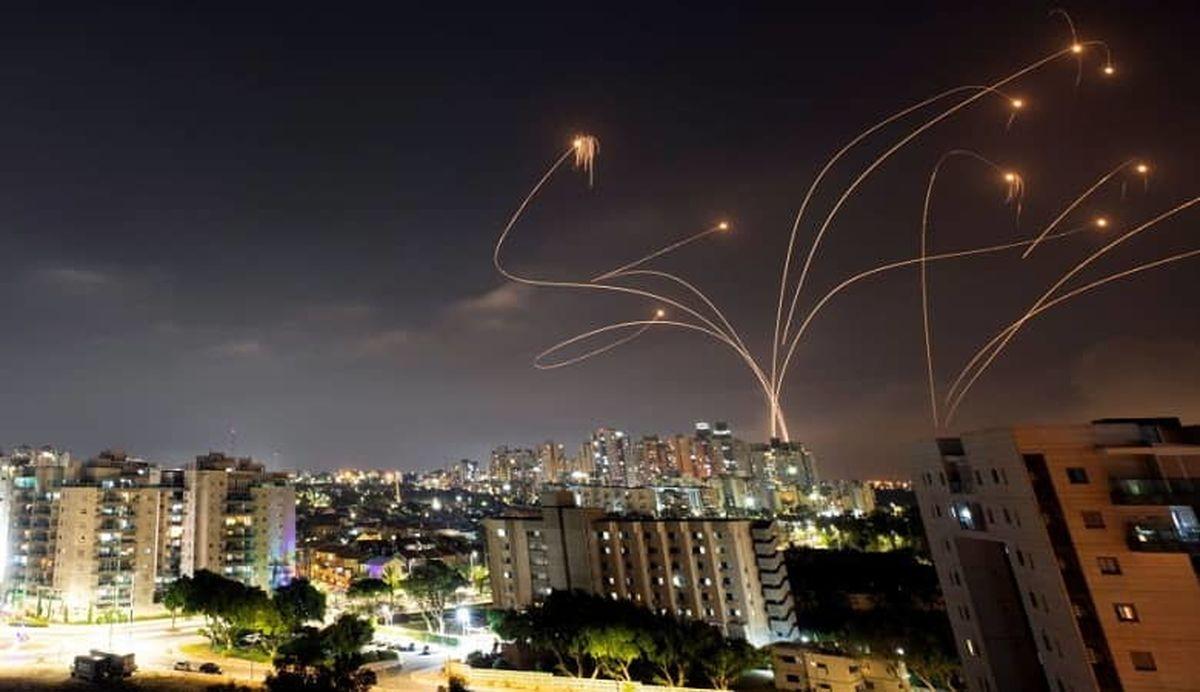 واکنش آمریکا به هدف قرار گرفتن تل آویو