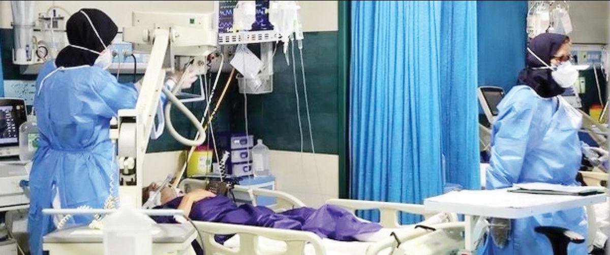 تخت خالی نیست؛ بیماران در خانه ها بستری می شوند