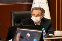 آمار بستریها و فوتیهای ناشی از کرونا در تهران کاهش یافت