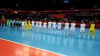 تیم ملی فوتسال ایران یک - آرژانتین ۲