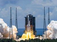 چین کاوشگر بدون سرنشین به ماه میفرستد