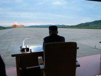کره شمالی، پرتابه جدید شلیک کرد