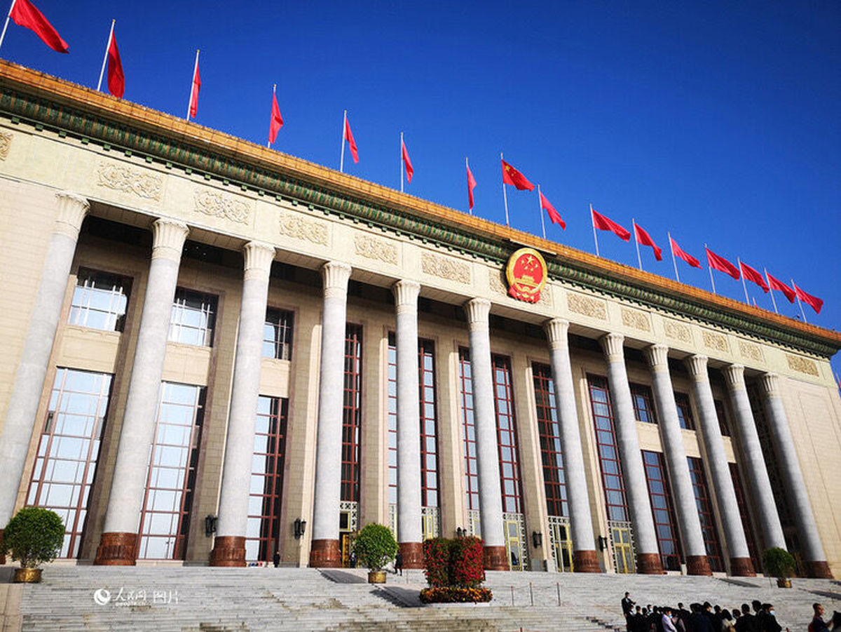 چین قانون مقابله با تحریم های خارجی را تصویب کرد