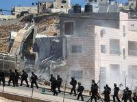 بزرگترین عملیات تخریب منازل فلسطینیها +فیلم