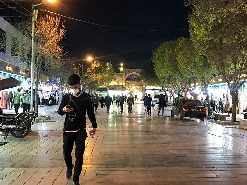 مردم شهرری در میدان کرونا