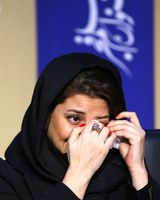 گریههای بازیگران در جشنواره فیلم فجر به روایت تصویر