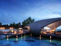 سوئیت های گرانقیمت مالدیو +تصاویر