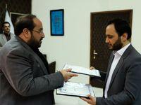 تفاهم نامه همکاری گروه توسعه ملی و مرکز  وکلا و کارشناسان رسمی قوه قضاییه
