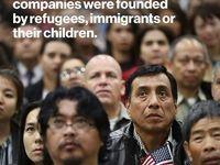 آیا مهاجران برای کشور مقصد سودمند هستند؟/ تاسیس  حدود نیمی از شرکتهای بزرگ آمریکا به دست مهاجران