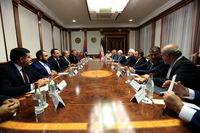 نشست مشترک ایران و ارمنستان +تصاویر