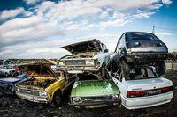 پیشنهادی برای خروج خودروهای فرسوده