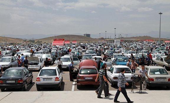 ترمز افزایش قیمت خودرو کشیده شد