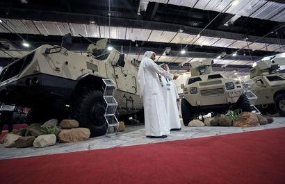 نمایشگاه بین المللی تسلیحات EDEX 2018 در مصر
