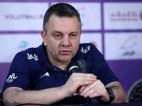 سرمربی تیم ملی والیبال: ایران جزئی از قلب من است