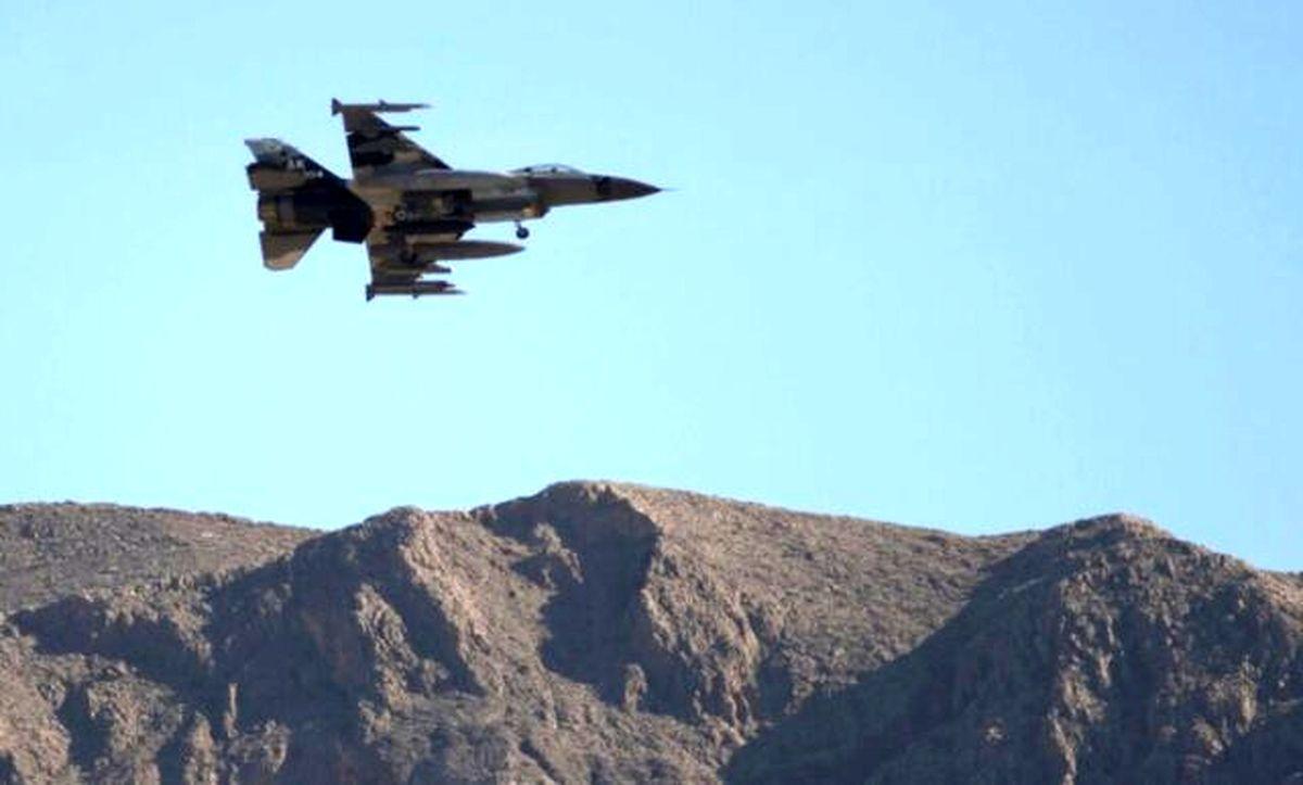 جنگنده اف-۱۶ آمریکا به عربستان رسید